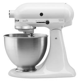 KitchenAid Stand Mixer 10 Speed Blender Stainless Bowl 4,5 Q