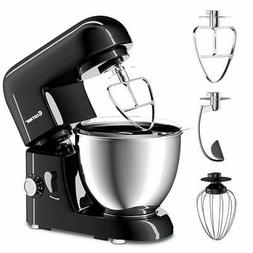 COSTWAY Stand Mixer 4.3 Quart 6-Speed 120V/550W Kitchenaid 3