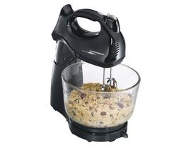 Hamilton Beach Stand Mixer 4qt Blk Mixing Bowl Electric Tabl