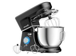 COSTWAY Stand Mixer, 6-Speed 7.5 QT Tilt-head Electric Kitch