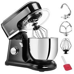 Betitay Tilt-Head Stand Food Mixer,4.5 QT Dough Kneading Mac