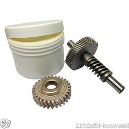 Kitchenaid Stand Mixer 6QT Worm Gear & Gear Follower With A