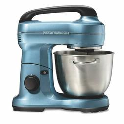 Hamilton Beach 7 Speed Stand Mixer, Blue