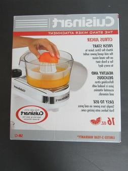 Cuisinart Stand Mixer Attachment CITRUS JUICER Fits SM-55 &