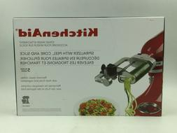 KitchenAid Stand Mixer Attachment Spiralizer w/ Peel, Core a