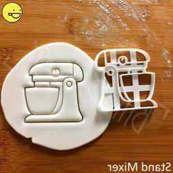 Stand Mixer cookie cutter | Baking bakery kitchen pastry che