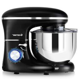 Stand Mixer Electric 660W 6.3QT ABS Stainless Steel Kitchen