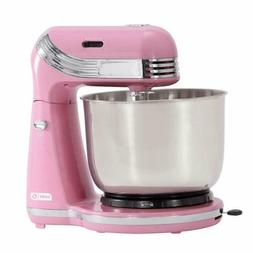 Stand Mixer Electric For Everyday Use : 6 Speed With 3 Qt St