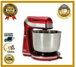 Dash Stand Mixer : 6 Speed Red