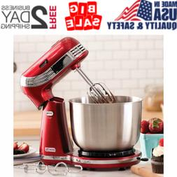 Stand Mixer Electric Mixer for Everyday Use 6Speed Stand Mix