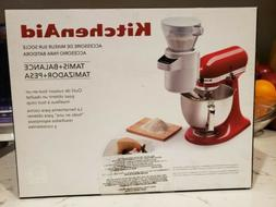 KitchenAid Stand Mixer Flour Sifter and Scale Attachment in