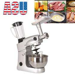 Stand Mixer Food Mixing Bowl Dough Knead Machine Meat Grinde
