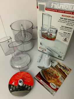 Cuisinart Stand Mixer Food Processor Chopper Attachment Acce