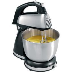 Stand Mixer Hand Beater 6-Speed 4-Quart Bowl Baking Countert