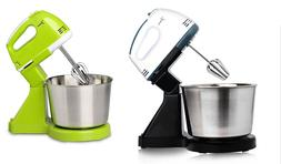 Stand Mixer Machine Electric Hand Whisk Egg Beater Baking Bl