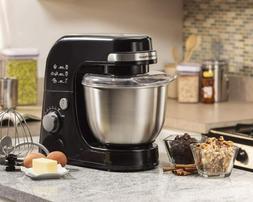 Stand Mixer Machine Maker Bakery Beater Dough Bowl Baking Co