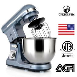 professional stand mixer MURENKING MK37 500W 5-Qt 120 V  6-S