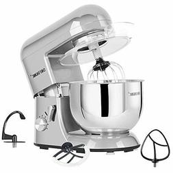 CHEFTRONIC Stand Mixer SM-986 120V/650W 5.5qt Bowl 6 Speed T