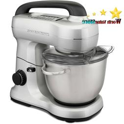 stand mixer stainless steel kitchen