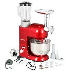 CHEFTRONIC Stand Mixer Tilt-Head 120V/650W Electric Stand Mi