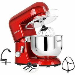 Stand Mixer Tilt-head Mixers 650W/120V Electric Kitchen With