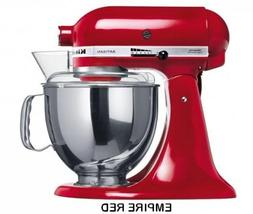 Stand Mixers Kitchen Aid 5KSM150 Stand Mixer Empire Red- 220