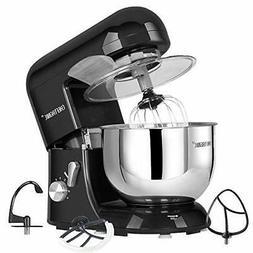 CHEFTRONIC Tilt-head Stand Mixers SM-986 120V/650W 5.5qt Bow