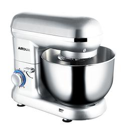 Aucma stm3 Stainless Steel Mixing Bowl, Electric Mixer with
