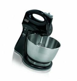 Sunbeam 5-Speed Hand and Stand Mixer Combo, 250-Watt, Black