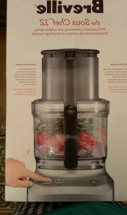 Breville The Sous Chef 12 BFP660SIL Food Processor Silver Ne