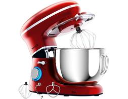Costway Tilt-Head 6.3-Quart Stand Mixer