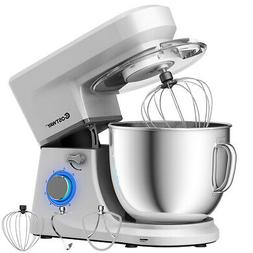 Countertop Stand Mixer 7.5 Quart 6 Speed 660W 3 Attachments