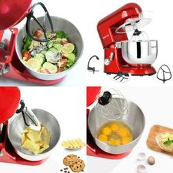 CHEFTRONIC SM986-Red Standing Mixer, One Size, Red