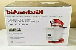 KITCHENAID Tilt Stand Mixer Attachment Heat Mixing Bowl KSM1