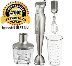 TOP QUALITY NEW Multi-Purpose Immersion Ovente Hand Blender