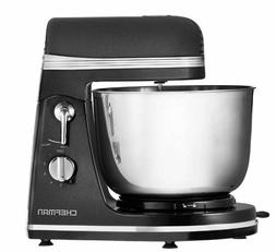 Chefman Ultra Power 6-Speed Stand Mixer with 4-Qt. Stainless
