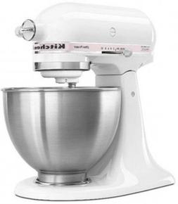 KitchenAid Ultra Power Stand Mixer - Pink and White