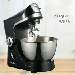 upgraded stand mixer with 7qt stainless steel