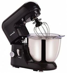 VonShef Food Electric Stand Mixer Baking 5.5L Mixing Bowl Sp